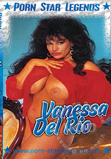 Porn Star Legends - Vanessa Del Rio Box Cover