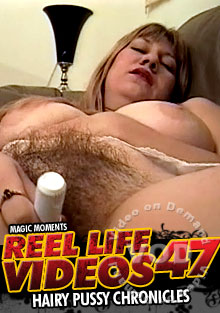 Reel Life Videos 47 - Hairy Pussy Chronicles Box Cover