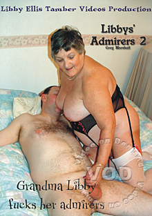 Libby's Admirers 2 - Greg Marshall Box Cover