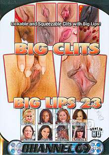 Big Clits Big Lips 23 Box Cover