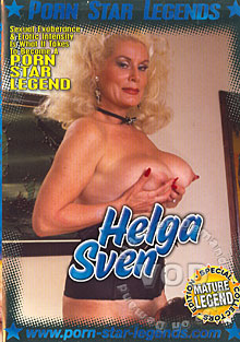 Porn Star Legends - Helga Sven Box Cover