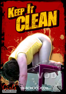 Keep It Clean Box Cover