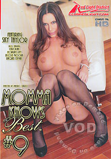 Momma Knows Best 9 Box Cover - Login to see Back