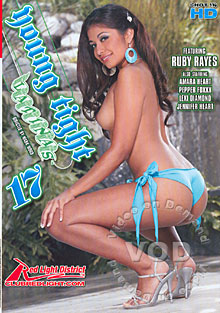 Young Tight Latinas #17 Box Cover