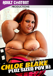 Chloe Blake - Pluz Sized POV BJ Box Cover