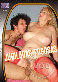 Jubiladas Fogosas Box Cover