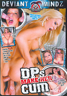 DPs Make Her Cum Box Cover