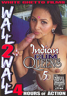 Indian Cum Queens 5 Box Cover