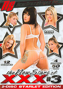 The New Stars Of XXX #3 (Disc 1)