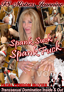 Spank Suck, Spank Fuck Box Cover