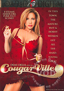 Cougar-Ville Box Cover