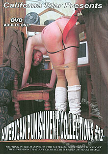 American Punishment Collections #12 Box Cover