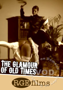 The Glamour Of Old Times Box Cover
