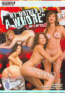 My Mother Is A Whore (...And I Am Too!!) Box Cover