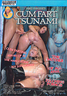 Mike Ramone's Cumfart Tsunami Box Cover