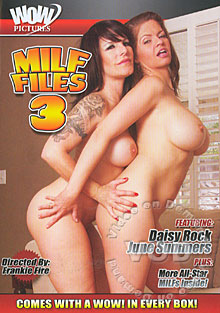 MILF Files 3 Box Cover