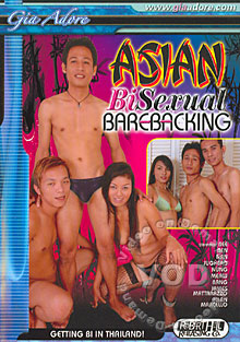Asian Bisexual Barebacking Box Cover