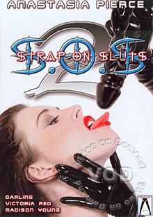 Strap On Sluts Box Cover