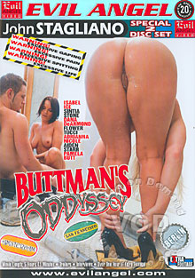 Buttman's Odd-yssey (Disc 1) Box Cover