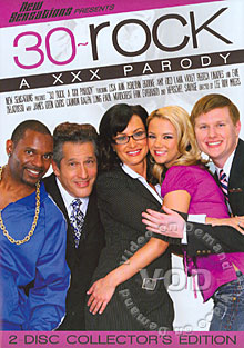 30 Rock - A XXX parody (Disc 1)