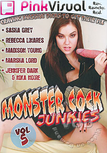 Monster Cock Junkies Vol 5