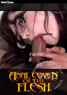 Anal Coven Of The Flesh Box Cover
