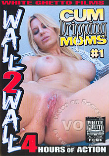 Cum Dripping Moms #1 Box Cover