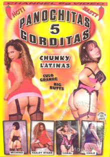 Panochitas Gorditas 5- Chunky Latinas Box Cover
