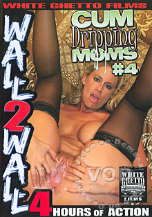 Cum Dripping Moms #4 Box Cover