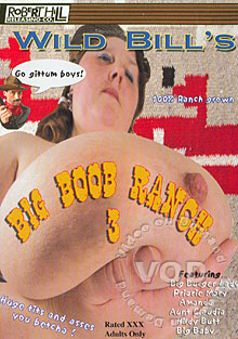 Wild Bill's Big Boob Ranch 3 Box Cover