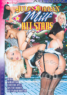 Jules Jordan MILF All Stars Box Cover
