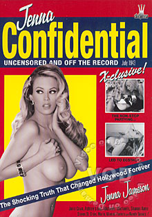 Jenna Confidential Box Cover