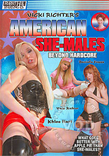 American She-Males: Beyond Hardcore Box Cover