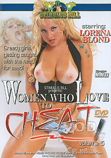 Women Who Love To Cheat Volume 5 Box Cover