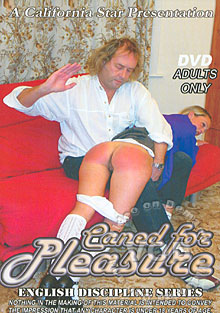 Caned For Pleasure Box Cover