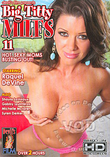 Big Titty MILFs 11 Box Cover