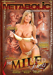 The MILF Diaries Box Cover