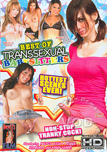 Best Of Transsexual Babysitters Box Cover