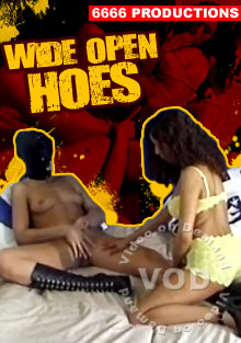 Wide Open Hoes Box Cover