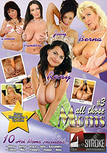 All Those Moms #3 Box Cover