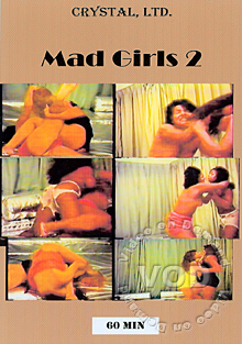 Mad Girls 2 Box Cover