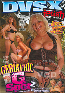 Geriatric G Spot 2 Box Cover