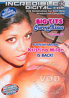 Big Tits Curvy Asses Volume 10 Box Cover