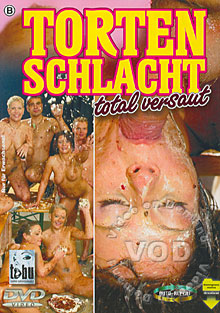 Torten Schlacht Total Versaut Box Cover