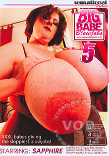 Big Babe Blowjobs 5 Box Cover