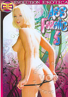 Ass Fanatic 5 Box Cover