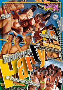 Gruppen Party Box Cover