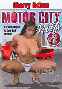 Motor City MILFs #2 Box Cover