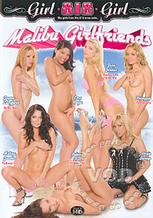 Malibu Girlfriends Box Cover