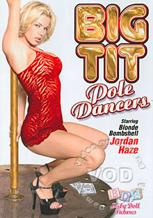 Big Tit Pole Dancers Box Cover